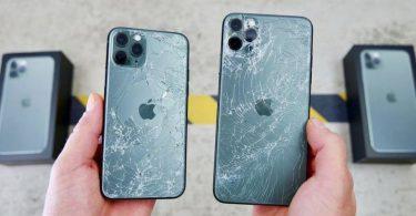 Apple хоче зробити iPhone стійким до подряпин