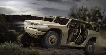 Kia Motors military