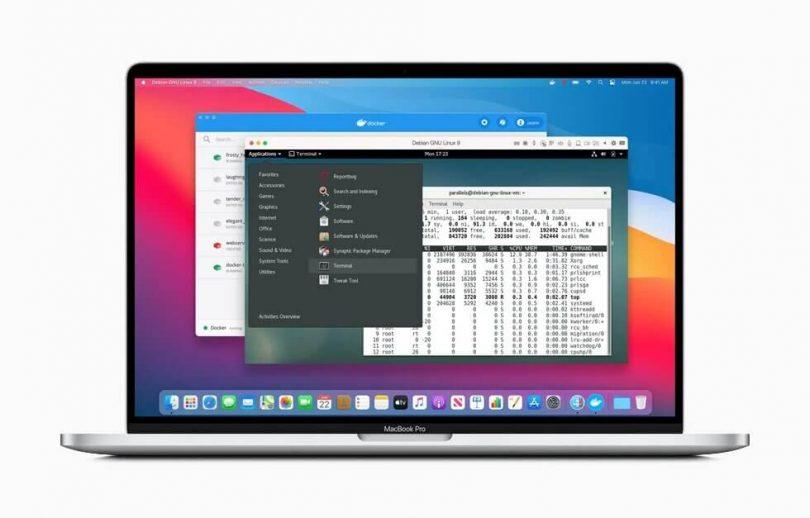 Apple MacBook на ARM