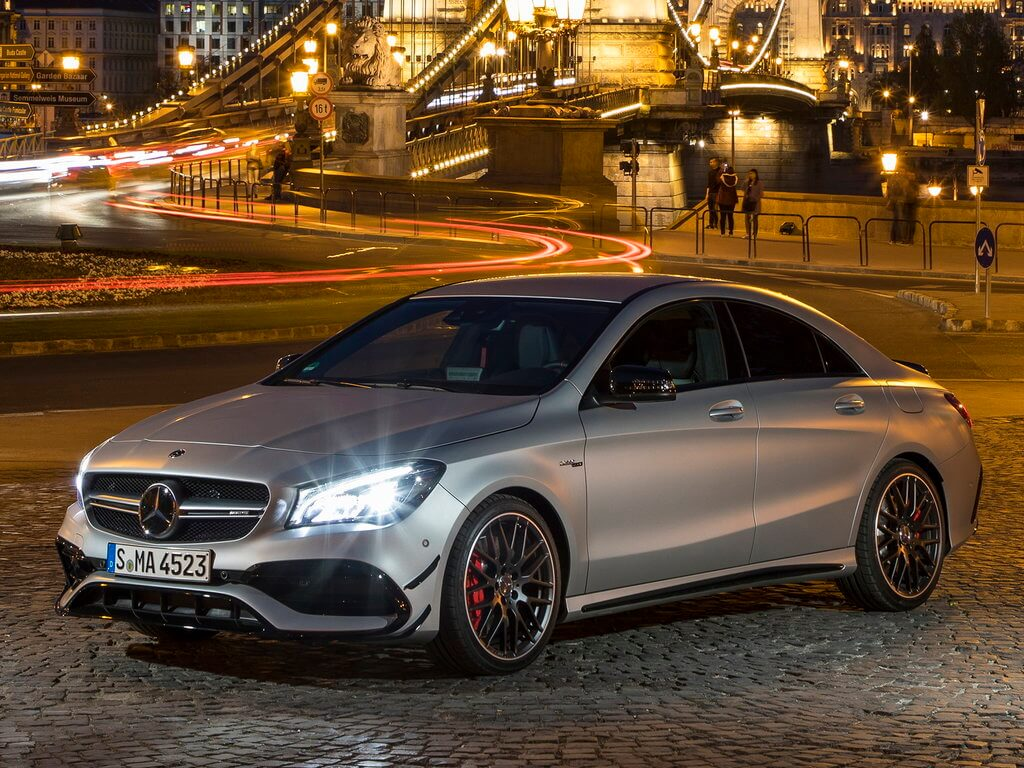 Mercedes-Benz CLA (C117)