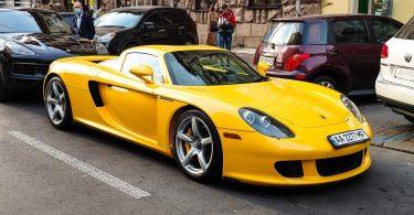 В Україні зняли рідкісний Porsche за 1 млн доларів