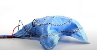 Створена роботизована тканина, яка здатна змінювати форму і щільність