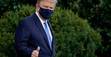 ЗМІ підрахували вартість лікування Трампа від COVID