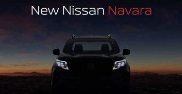 Оновлений Nissan Navara показали на відео