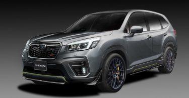 Subaru Forester обзавівся новою версією з турбомотором