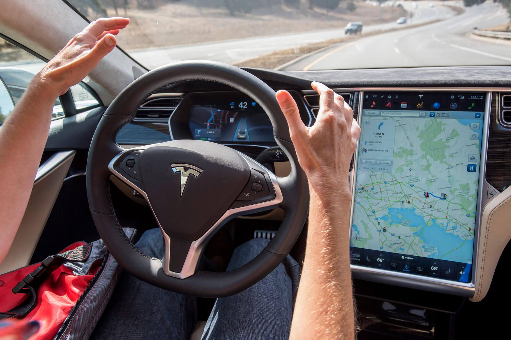 Більшість водіїв бояться безпілотних автомобілів