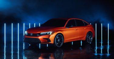 Представлено новий Honda Civic 11 покоління