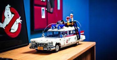 Lego створив конструктор з культовим Cadillac з «Мисливців за привидами»