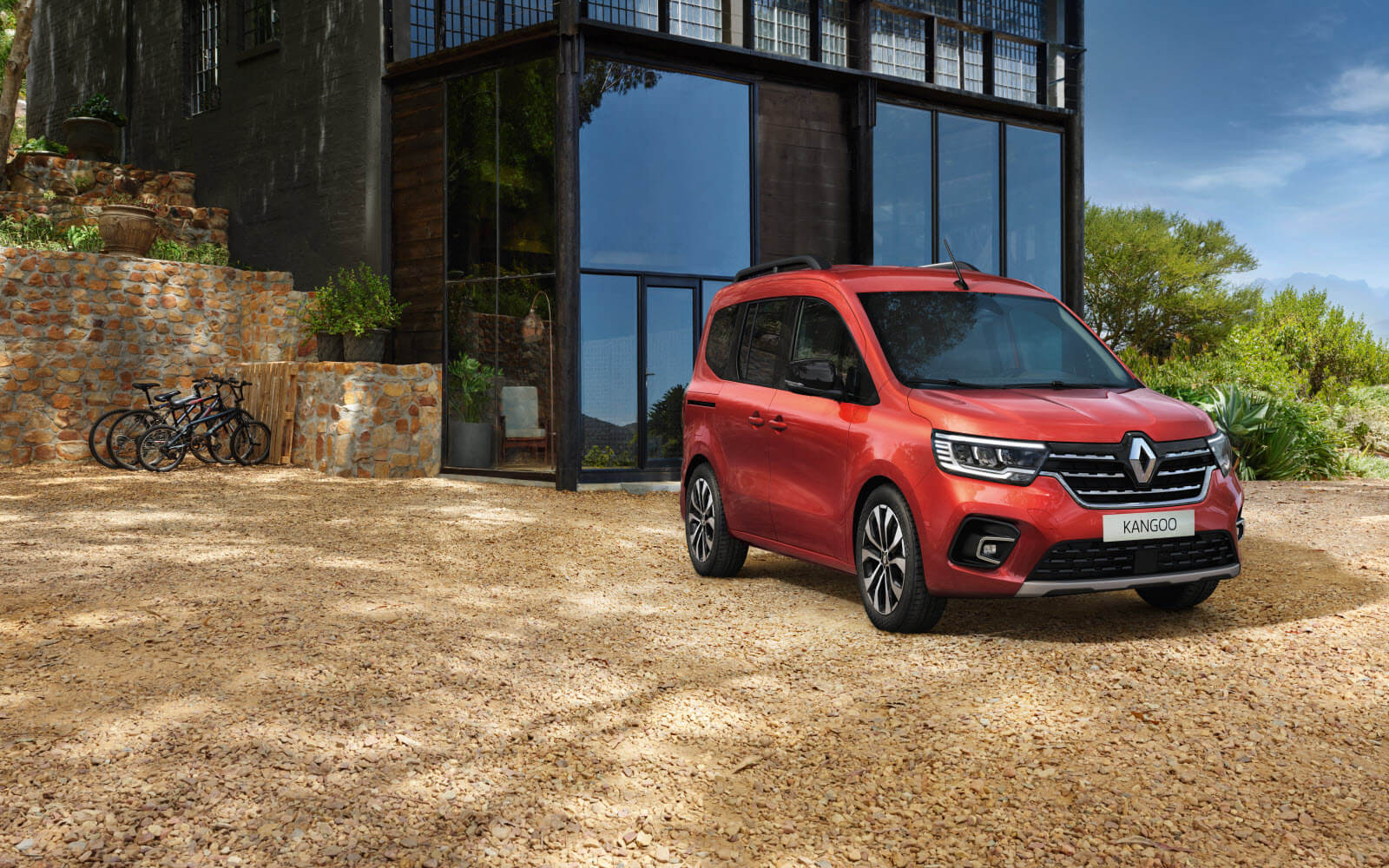 Renault Kangoo третього покоління