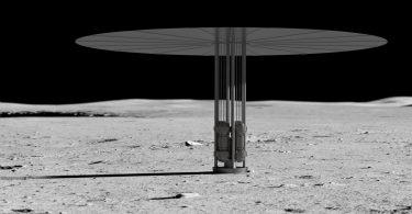 NASA збирається відправити на Місяць чотири атомні станції