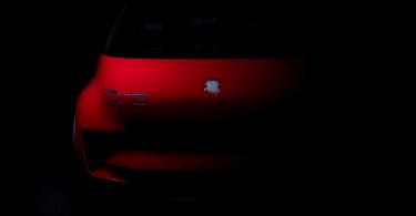 З'явилося зображення дивного Porsche з кермом посередині