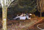 Tesla Model 3 аварія