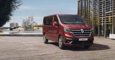 Renault відзначила ювілей фургона Trafic оновленням моделі