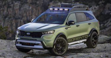Kia представила два позашляхові варіанти нового Sorento