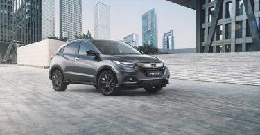 Honda представила в Україні кросовер HR-V Sport