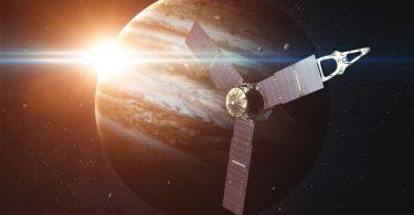 NASA опублікувало відео польоту над Юпітером