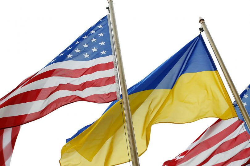 Україна США
