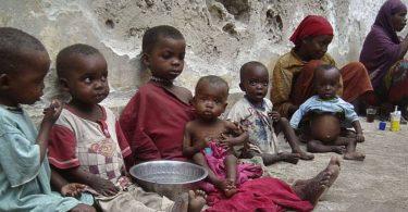 ООН назвала країни, яким загрожує голод
