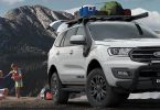 Ford Everest BaseCamp