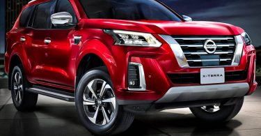 Nissan показав рамний позашляховик X-Terra