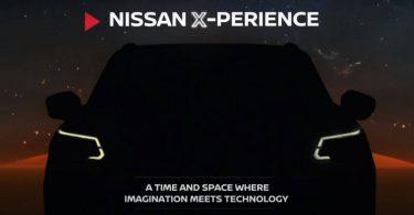 Nissan показав перше зображення оновленого позашляховика Terra