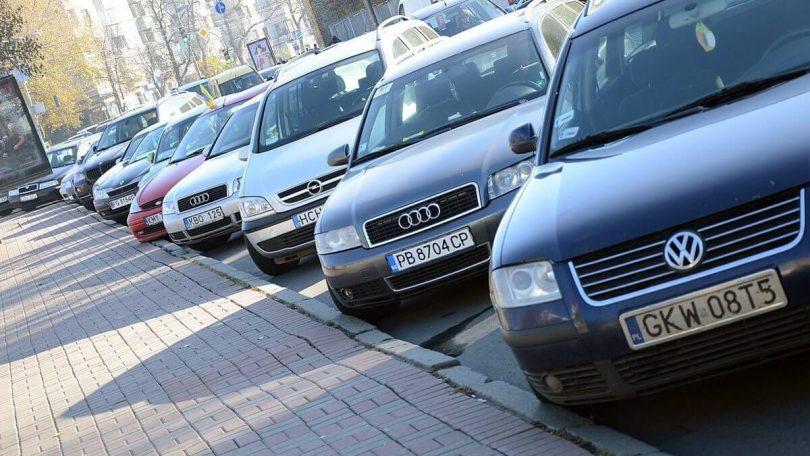 авто на єврономерах
