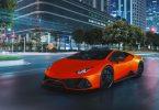 2021 Lamborghini Huracan Evo Fluo Capsule