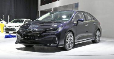 Toyota випустила дві версії Corolla c акцентом на комфорт