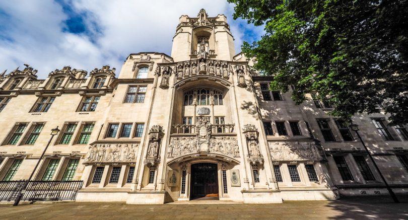 Верховний суд Британії
