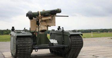 В армії США будуть служити грізні роботи-танки