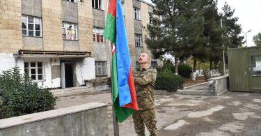 Почалася передача територій Карабаху Азербайджану