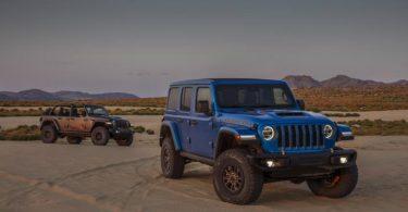 Jeep Wrangler вперше в історії отримав двигун V8