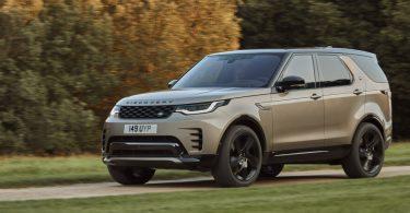Land Rover Discovery оновився і отримав нові мотори