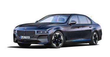 Стали відомі характеристики нового електромобіля BMW i7