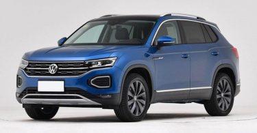Volkswagen хоче замінити семимісний Tiguan новою моделлю