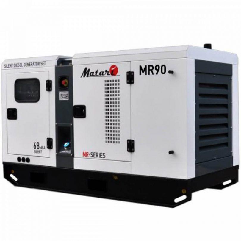 Дизельный генератор Matari MR18 (18000 Вт) — купить по выгодной цене на Яндекс.Маркете