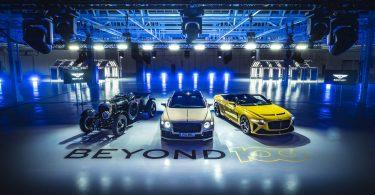 До 2026 року Bentley електрифікує 100% моделей