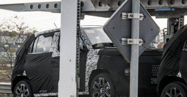 На дорозі сфотографували загадковий кросовер Hyundai