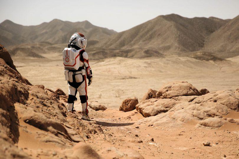 На Марсі