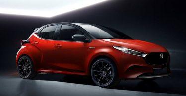 З'явилися подробиці про наступне покоління Mazda2