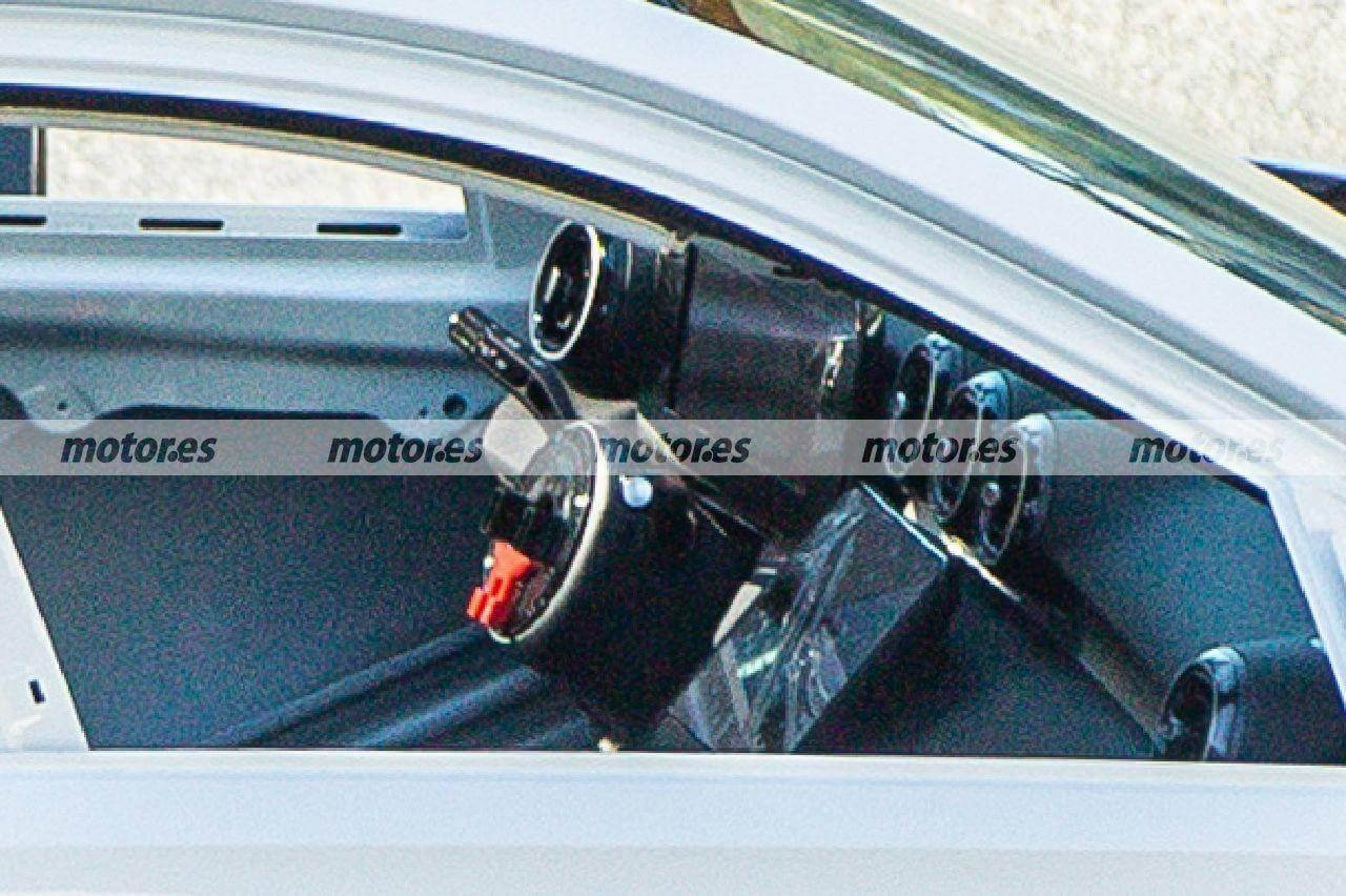 Інтер'єр нового Mercedes-Benz C-Class
