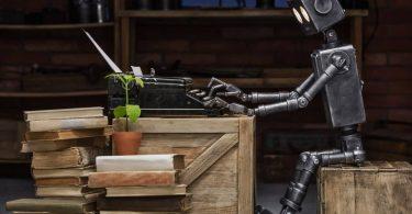Робот письменник