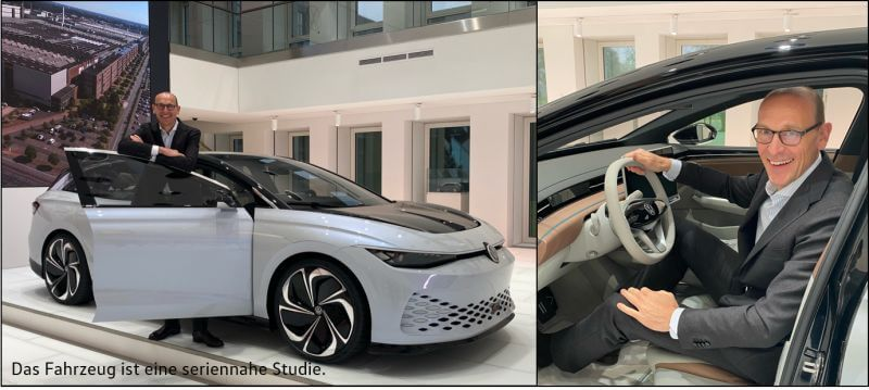 Прототип Volkswagen Aero B