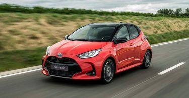 Toyota виводить на український ринок абсолютну новинку з витратою палива 3,1 л/100 км
