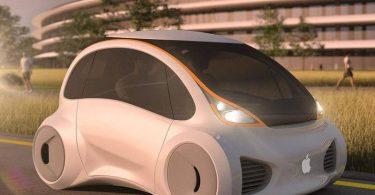 Слух: Apple розробляє процесор для самокерованих автомобілів