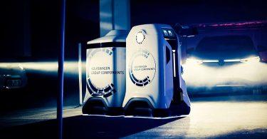 Volkswagen поділився подробицями про «роботів-заправників» для електрокарів