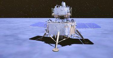 Китайський космічний апарат успішно сів на Місяць і приступив до збору ґрунту