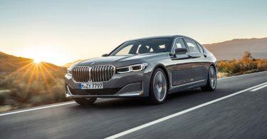 Стали відомі характеристики електричної BMW 7-Series