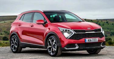 Новий Kia Sportage зроблять схожим на Hyundai Tucson