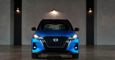 Оновлений Nissan Kicks для США